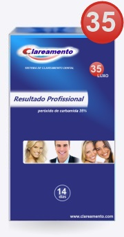 Kit Clareamento Dental 35 - Luxo